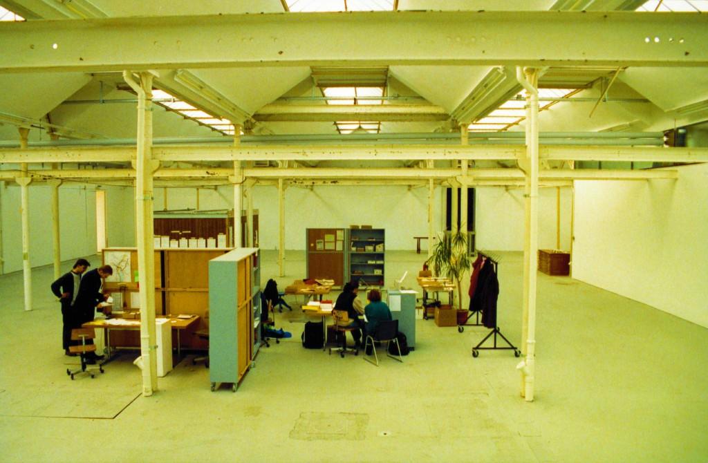 WochenKlausur, Shelter for drug-addicted women, 1994 - 2000