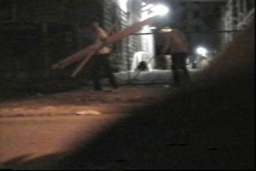 Adrian Melis, Vigilia / Night Wacht, 2005 - 2006