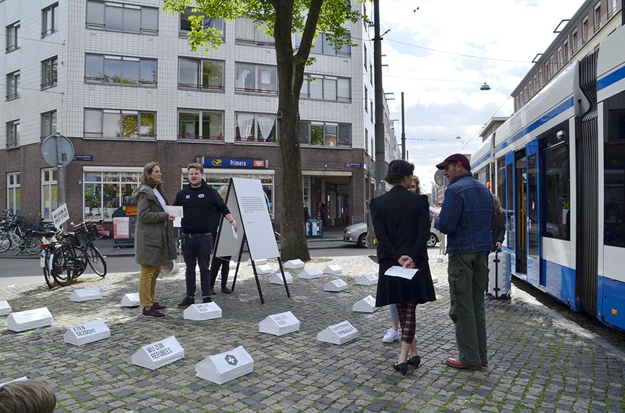 Hans Kalliwoda, BeeCare Amsterdam, 2011.