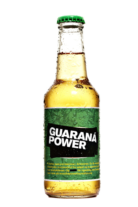 Guaraná Power Bottle 2010. Photo: Jeppe Gudmundsen-Holmgreen