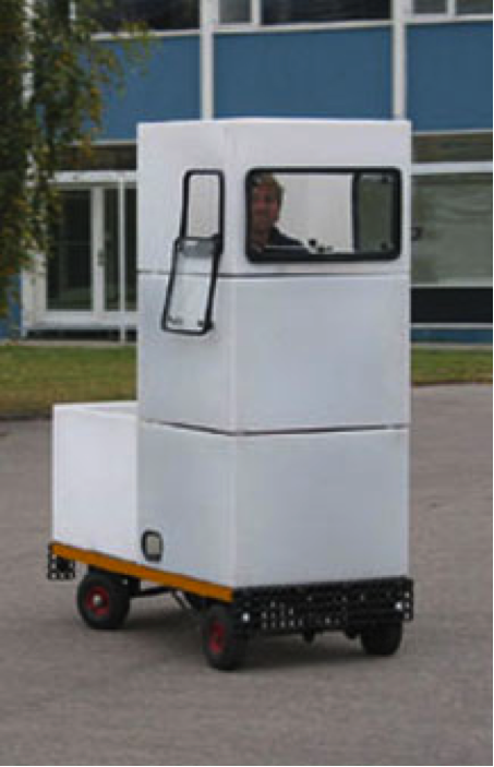 Pelle Bragge and N55, Small Truck, 2005