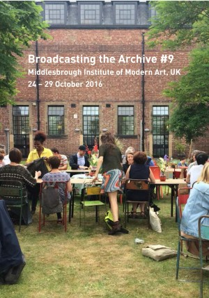 Broadcasting the archive #9 – Middlesbrough