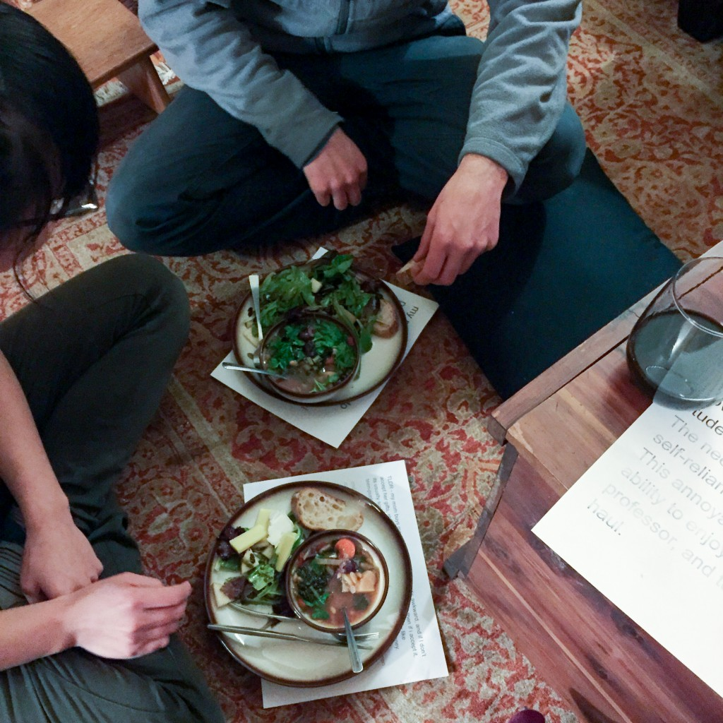 Liat Berdugo and Leora Fridman, Rituals Adjacent to Capitalism, 2016