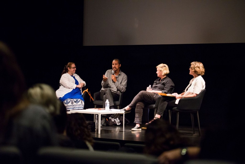 Does Art Have Users? a symposium organized by SFMOMA and Asociación de Arte Útil in collaboration with Yerba Buena Center for the Arts, 27 September 2017 - 1 October 2017, San Francisco. Photo: Beth LaBerge