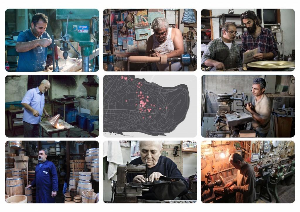 Bilal Yilmaz, Seda Erdural, Baris Gumustas, Crafted In Istanbul, 2014