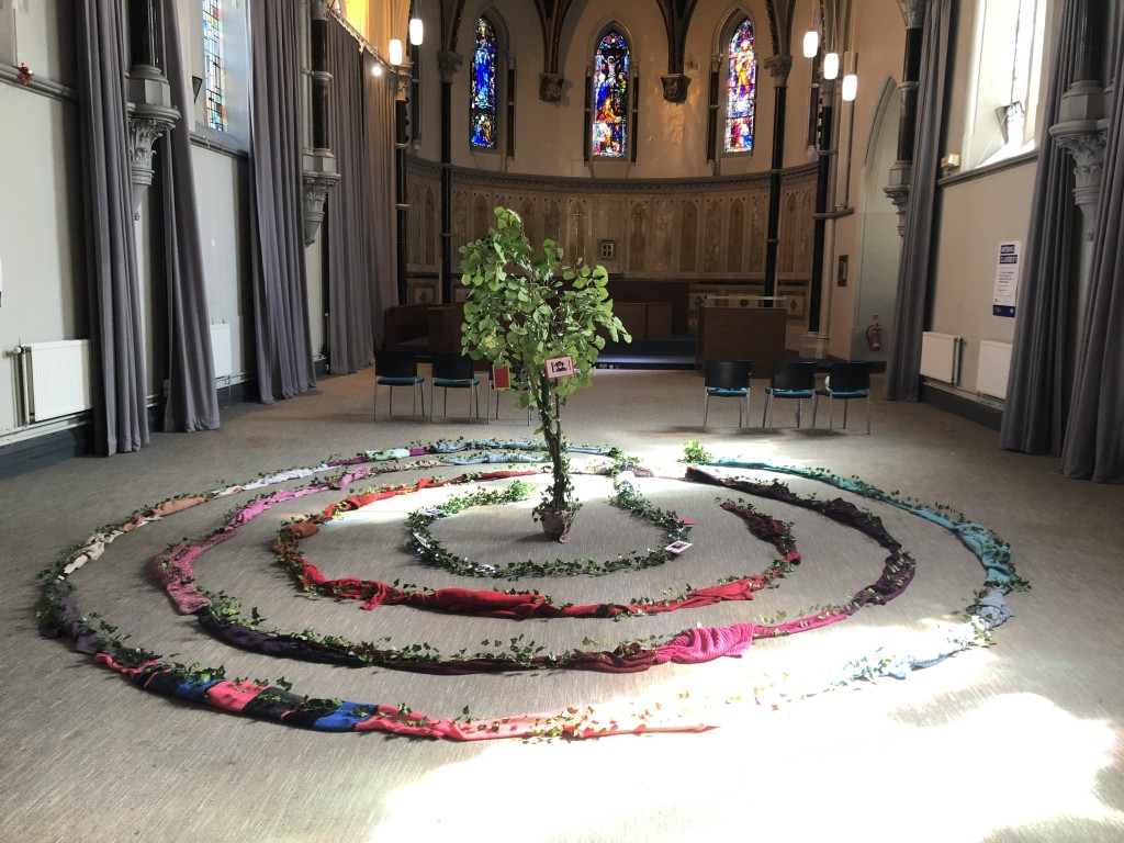 The Labyrinth Exchange, 2017