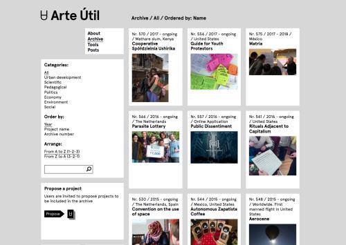 arte-util.org